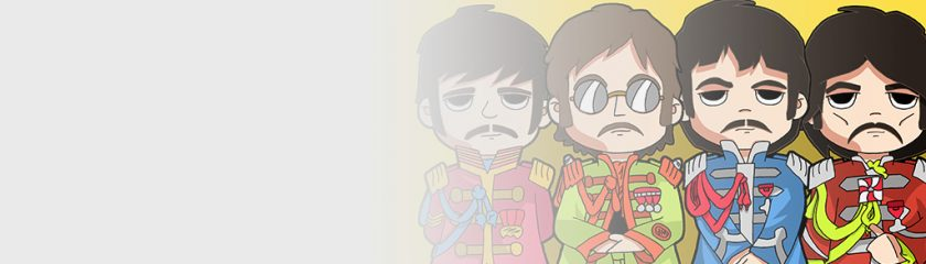 Continência para Sgt. Pepper's Lonely Hearts Club Band